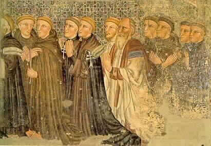 I monaci Agostiniani e la Chiesa di santo Stefano al Ponte in Fireze