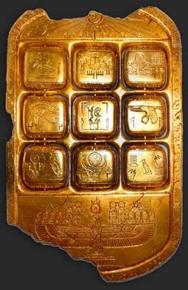La tablette d'Ahkmenrah est une très ancienne tablette égyptienne exposée au muséum d'Histoire naturelle c'est celle qui...